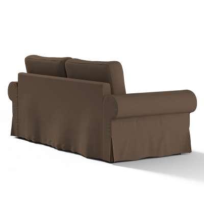 Pokrowiec na sofę Backabro 3-osobową rozkładaną w kolekcji Cotton Panama, tkanina: 702-02