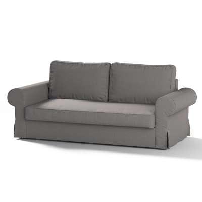 Pokrowiec na sofę Backabro 3-osobową rozkładaną w kolekcji Edinburgh, tkanina: 115-81