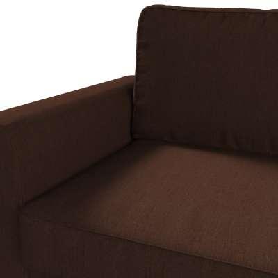 Backabro 3-Sitzer Sofabezug ausklappbar von der Kollektion Chenille , Stoff: 702-18