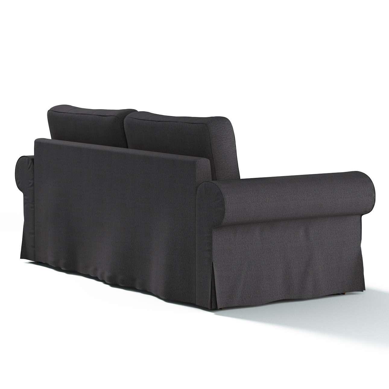 Pokrowiec na sofę Backabro 3-osobową rozkładaną w kolekcji Chenille, tkanina: 702-20