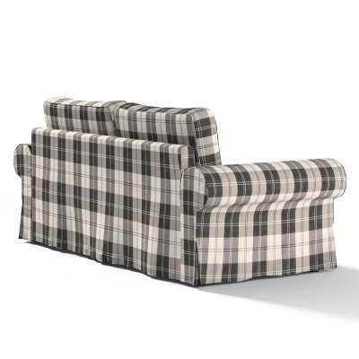 Pokrowiec na sofę Backabro 3-osobową rozkładaną w kolekcji Edinburgh, tkanina: 115-74