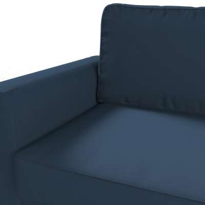Backabro 3-Sitzer Sofabezug ausklappbar von der Kollektion Cotton Panama, Stoff: 702-30