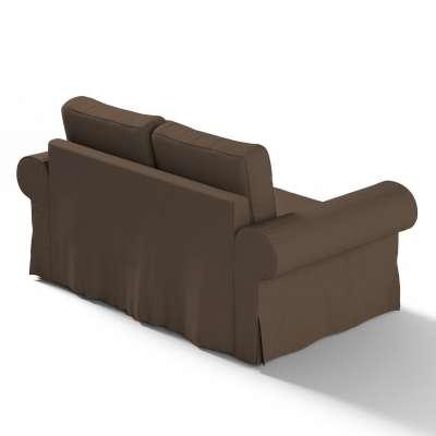 Pokrowiec na sofę Backabro 2-osobową rozkładaną w kolekcji Cotton Panama, tkanina: 702-02