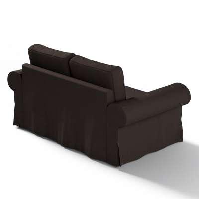 Pokrowiec na sofę Backabro 2-osobową rozkładaną w kolekcji Cotton Panama, tkanina: 702-03