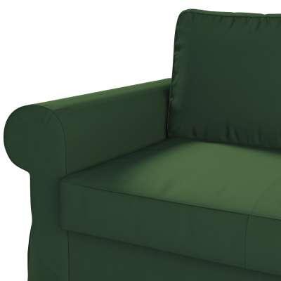 Pokrowiec na sofę Backabro 2-osobową rozkładaną w kolekcji Cotton Panama, tkanina: 702-06