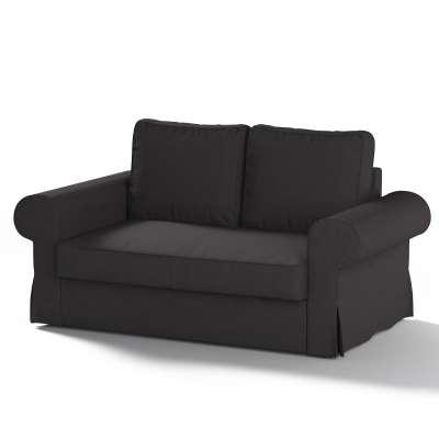 Pokrowiec na sofę Backabro 2-osobową rozkładaną w kolekcji Cotton Panama, tkanina: 702-09