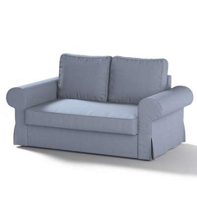 Pokrowiec na sofę Backabro 2-osobową rozkładaną w kolekcji Chenille, tkanina: 702-13