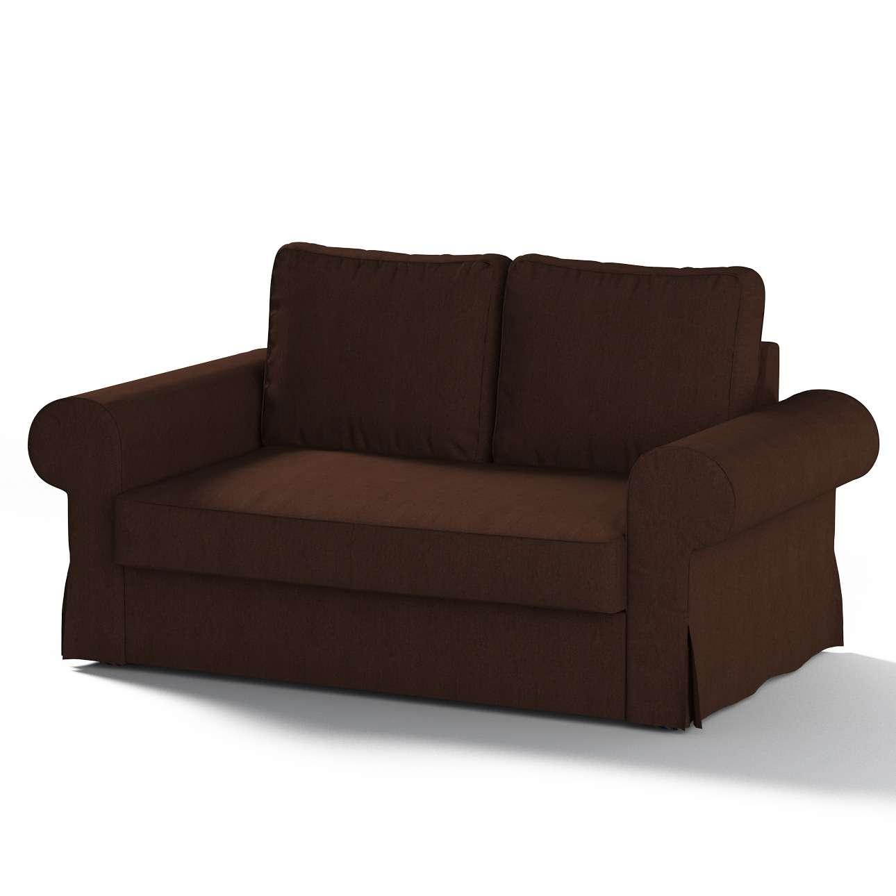 Backabro 2-Sitzer Sofabezug nicht ausklappbar von der Kollektion Chenille , Stoff: 702-18