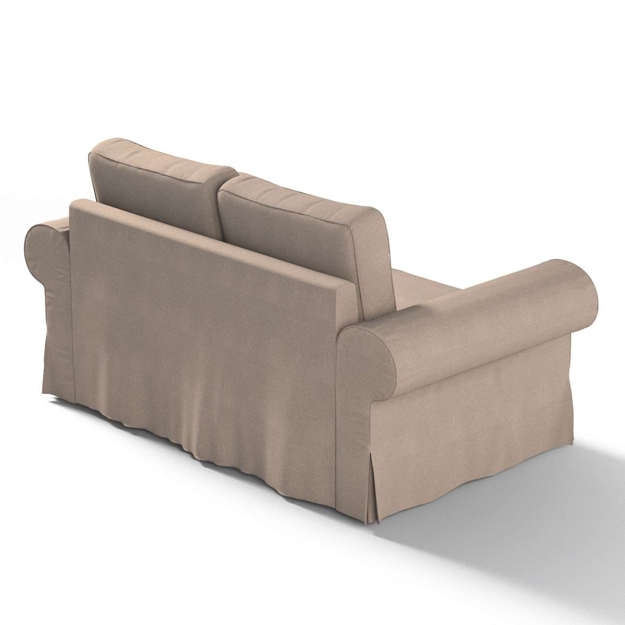 Backabro 2-Sitzer Sofabezug nicht ausklappbar von der Kollektion Etna, Stoff: 705-09