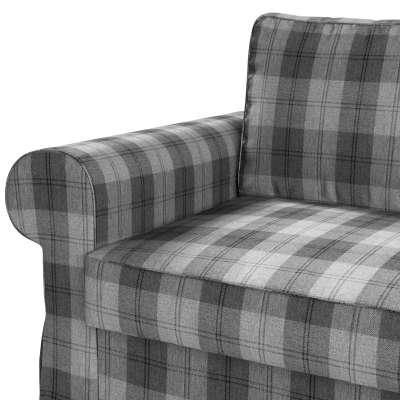 Pokrowiec na sofę Backabro 2-osobową rozkładaną w kolekcji Edinburgh, tkanina: 115-75