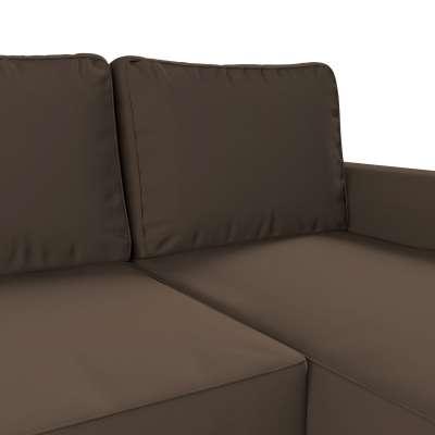 Backabro trekk 3 seter sovesofa med sjeselong<br/>Høyre og venstre fra kolleksjonen Cotton Panama, Stoffets bredde: 702-02