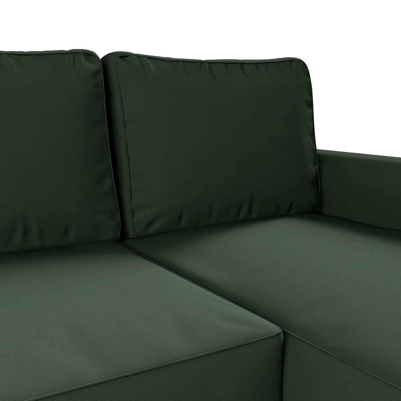 Backabro trekk 3 seter sovesofa med sjeselong<br/>Høyre og venstre fra kolleksjonen Cotton Panama, Stoffets bredde: 702-06