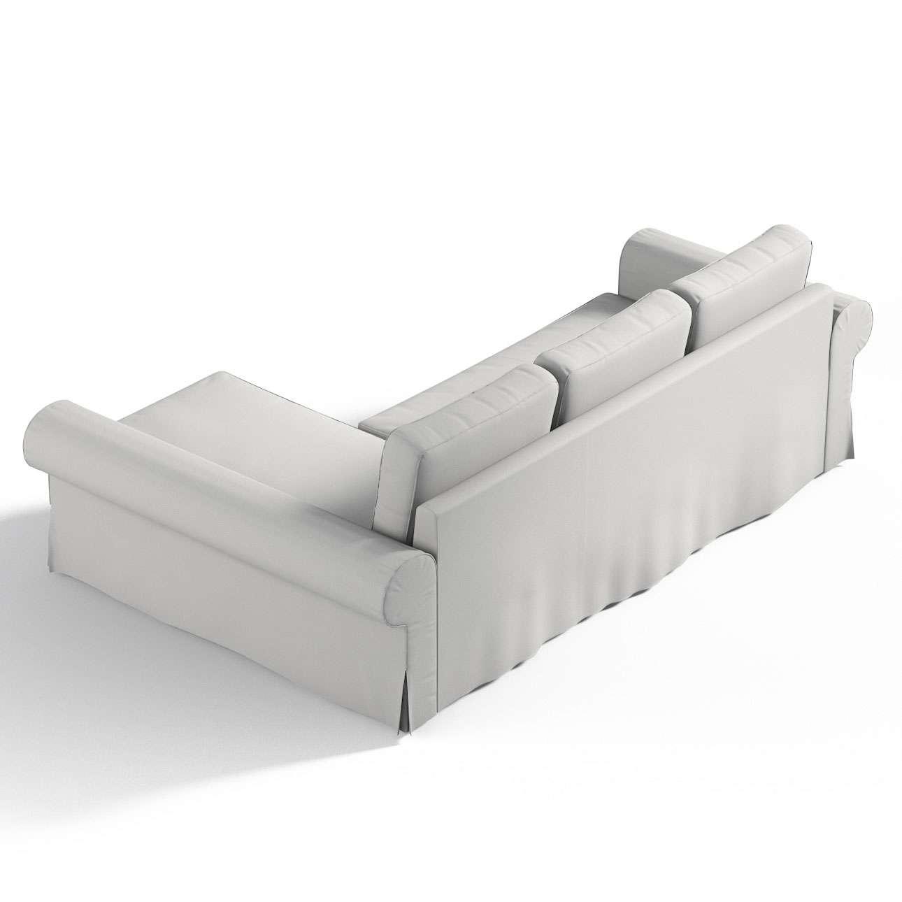 Backabro trekk 3 seter sovesofa med sjeselong<br/>Høyre og venstre fra kolleksjonen Etna - Ikke for gardiner, Stoffets bredde: 705-90