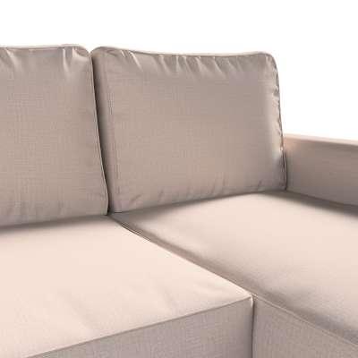 Pokrowiec na sofę Backabro rozkładaną z leżanką w kolekcji Living, tkanina: 160-85