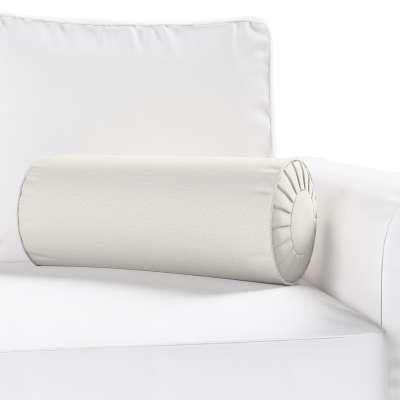 Poduszka wałek z zakładkami w kolekcji Etna, tkanina: 705-90