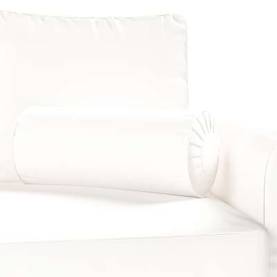 Nackkudde - pliserad kant i kollektionen Panama Cotton, Tyg: 702-34