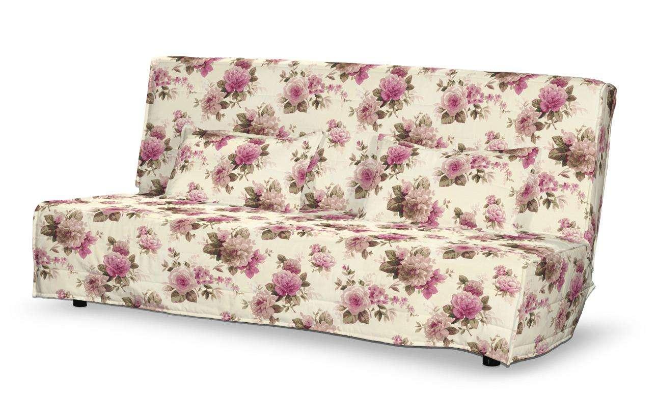 Pokrowiec na sofę Beddinge długi i 2 poszewki w kolekcji Londres, tkanina: 141-07