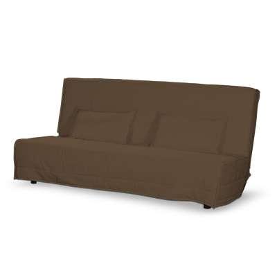 Pokrowiec na sofę Beddinge długi i 2 poszewki w kolekcji Cotton Panama, tkanina: 702-02