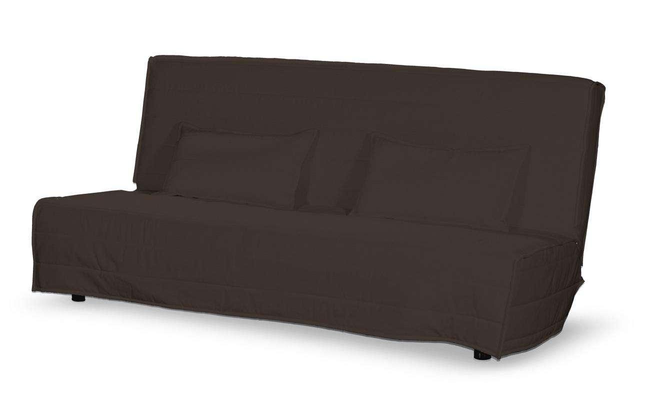 Pokrowiec na sofę Beddinge długi i 2 poszewki w kolekcji Cotton Panama, tkanina: 702-03