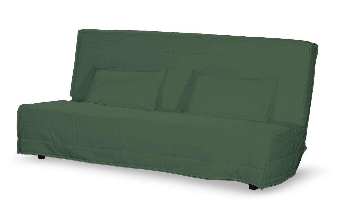 Pokrowiec na sofę Beddinge długi i 2 poszewki w kolekcji Cotton Panama, tkanina: 702-06