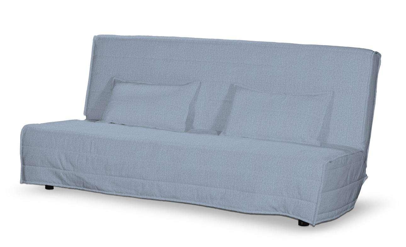 Pokrowiec na sofę Beddinge długi i 2 poszewki w kolekcji Chenille, tkanina: 702-13