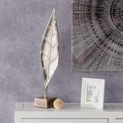 Dekoracja Silver Leaf II 65cm