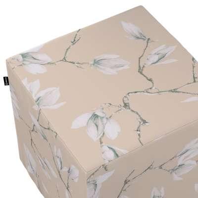 Sitzwürfel von der Kollektion Flowers, Stoff: 311-12
