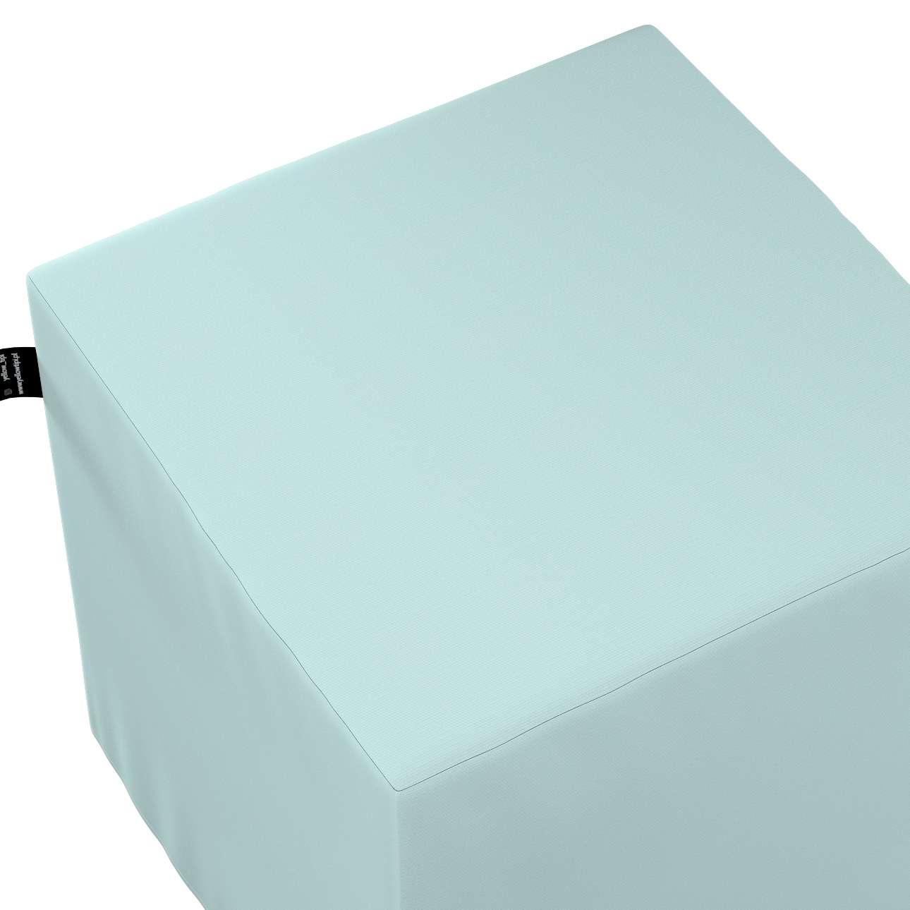 Pufa kostka Nano w kolekcji Cotton Story, tkanina: 702-10
