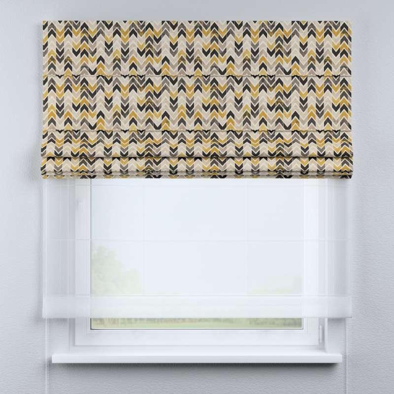 Rímska DUO roleta II V kolekcii Modern, tkanina: 142-79