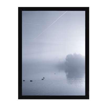 Wandbild Foggy Lake III 30x40cm