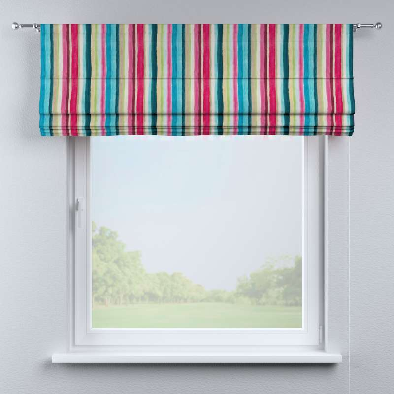 Torino slot roman blind in collection Monet, fabric: 140-09