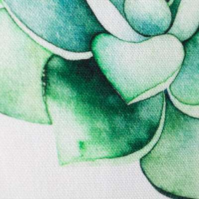 Kussenhoes Cactus 45x45cm