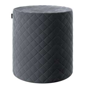 Puf Barrel pikowany