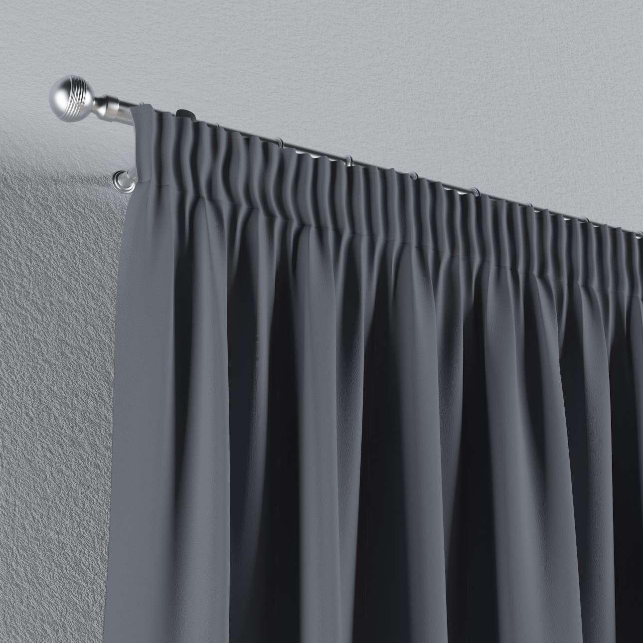 Verdunklungsvorhang mit Kräuselband von der Kollektion Blackout (verdunkelnd), Stoff: 269-76