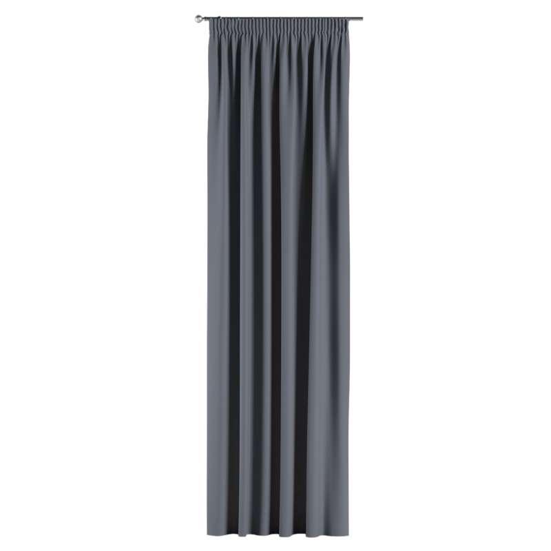 Záves zatemňujúci na riasiacej páske V kolekcii Blackout - zatemňujúca, tkanina: 269-76