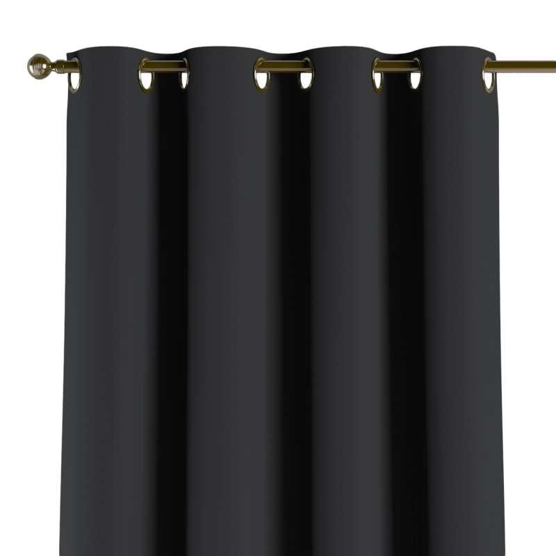 Záves zatemňujúci s kolieskami V kolekcii Blackout - zatemňujúca, tkanina: 269-99