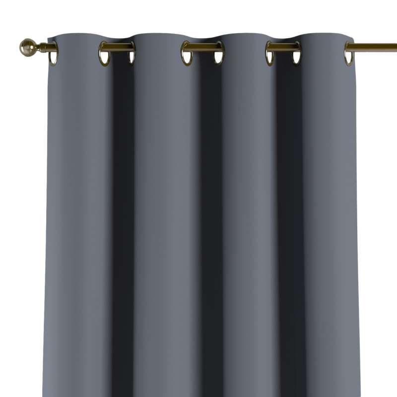 Záves zatemňujúci s kolieskami V kolekcii Blackout - zatemňujúca, tkanina: 269-76
