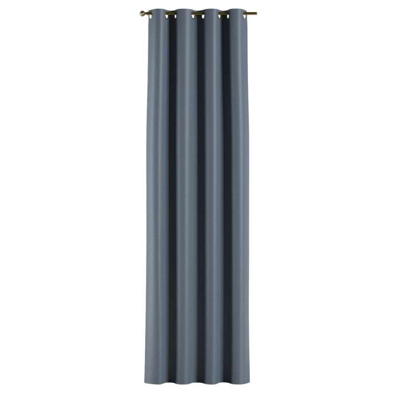 </strong>Mørklægningsgardin</strong> med øskner 1 stk. fra kollektionen Blackout mørklægning, Stof: 269-67