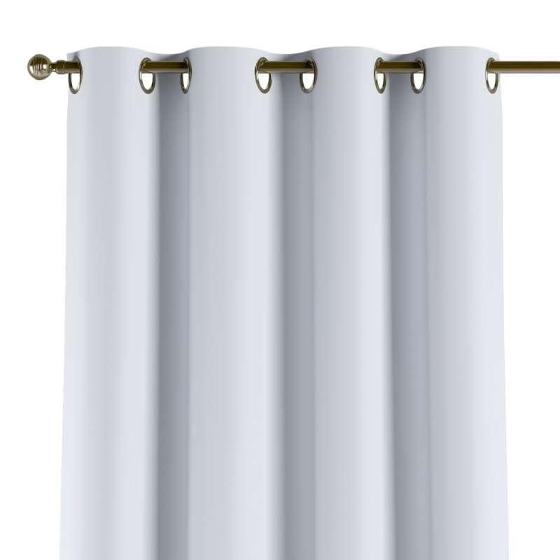 Lystet gardin med maljer 1 stk. fra kolleksjonen Blackout (mørklegging), Stoffets bredde: 269-01