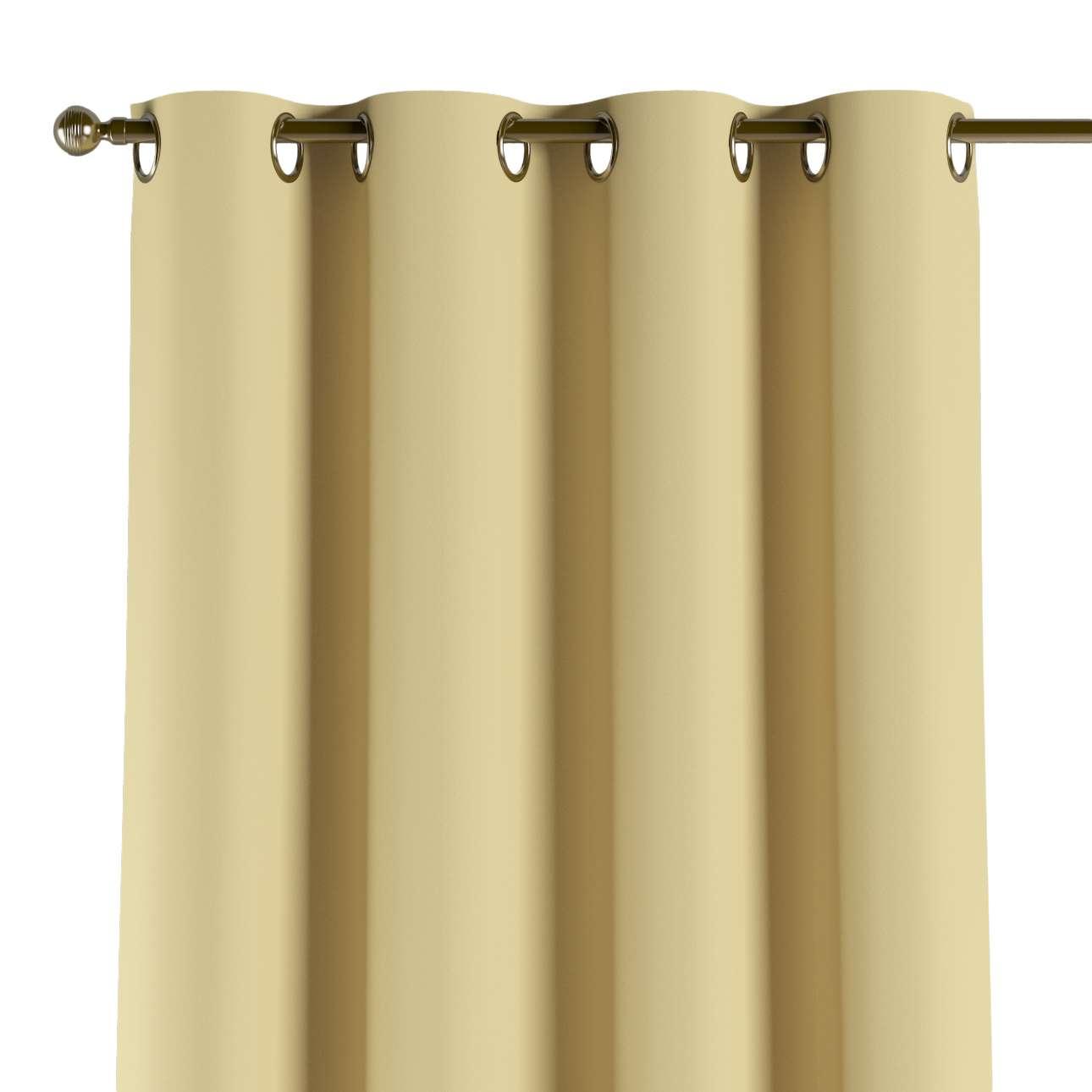 Lystet gardin med maljer 1 stk. fra kolleksjonen Blackout (mørklegging), Stoffets bredde: 269-12