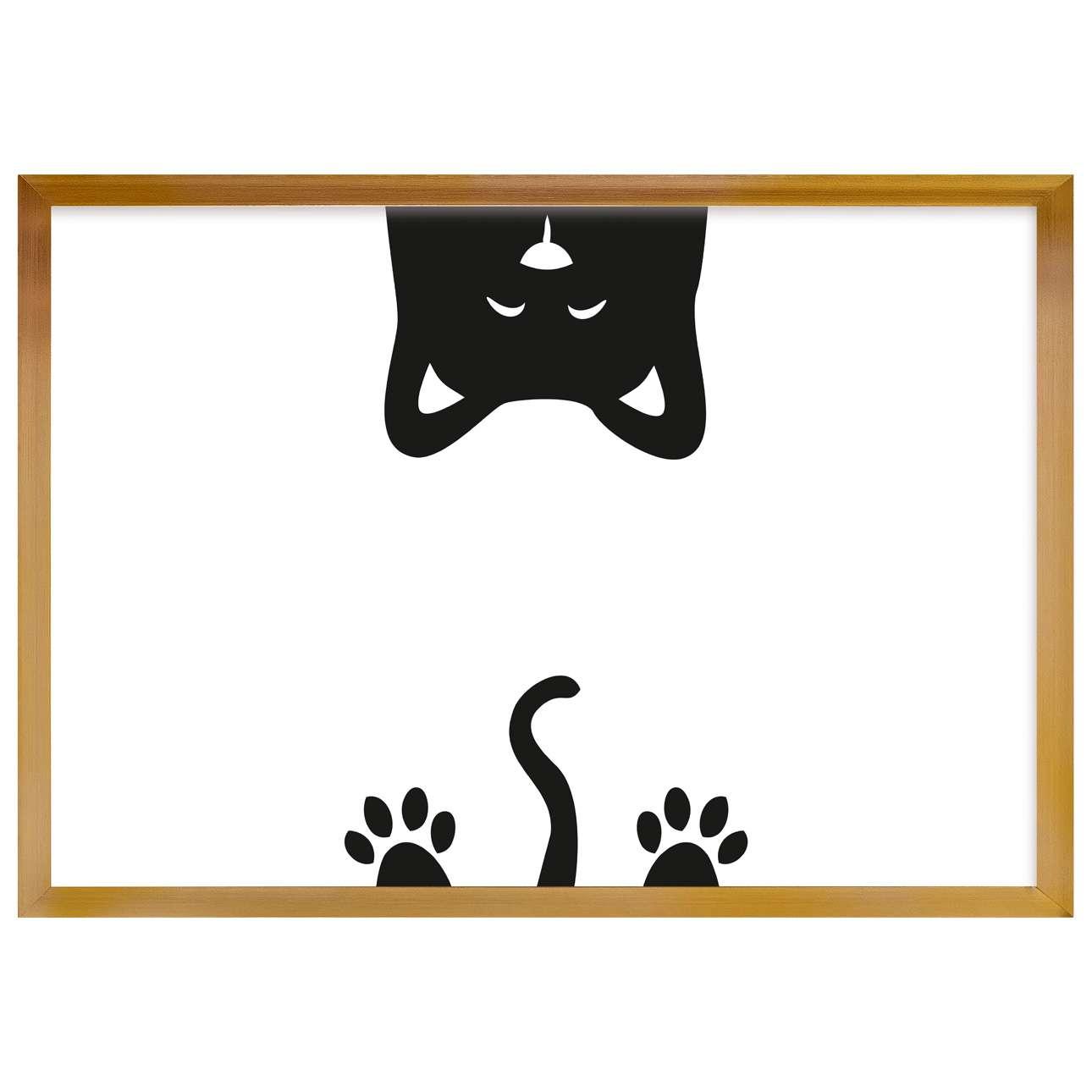 Obrazek Funny Band cat 21x30cm