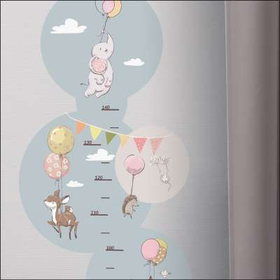 Naklejka miarka Bubble Dreams