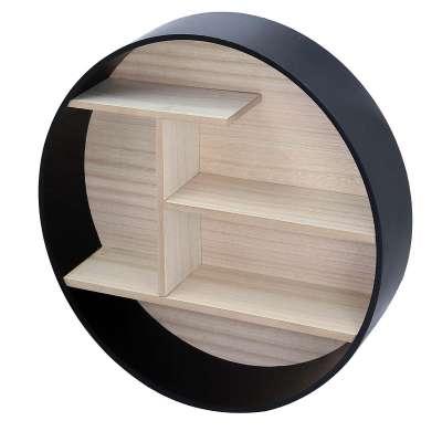 Półka Ring black