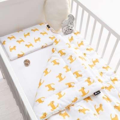 Bettwäsche mit Füllung von der Kollektion Sweet Dreams, Stoff: 500-33