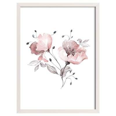 Obrazek Rose Lagoon 30x40cm