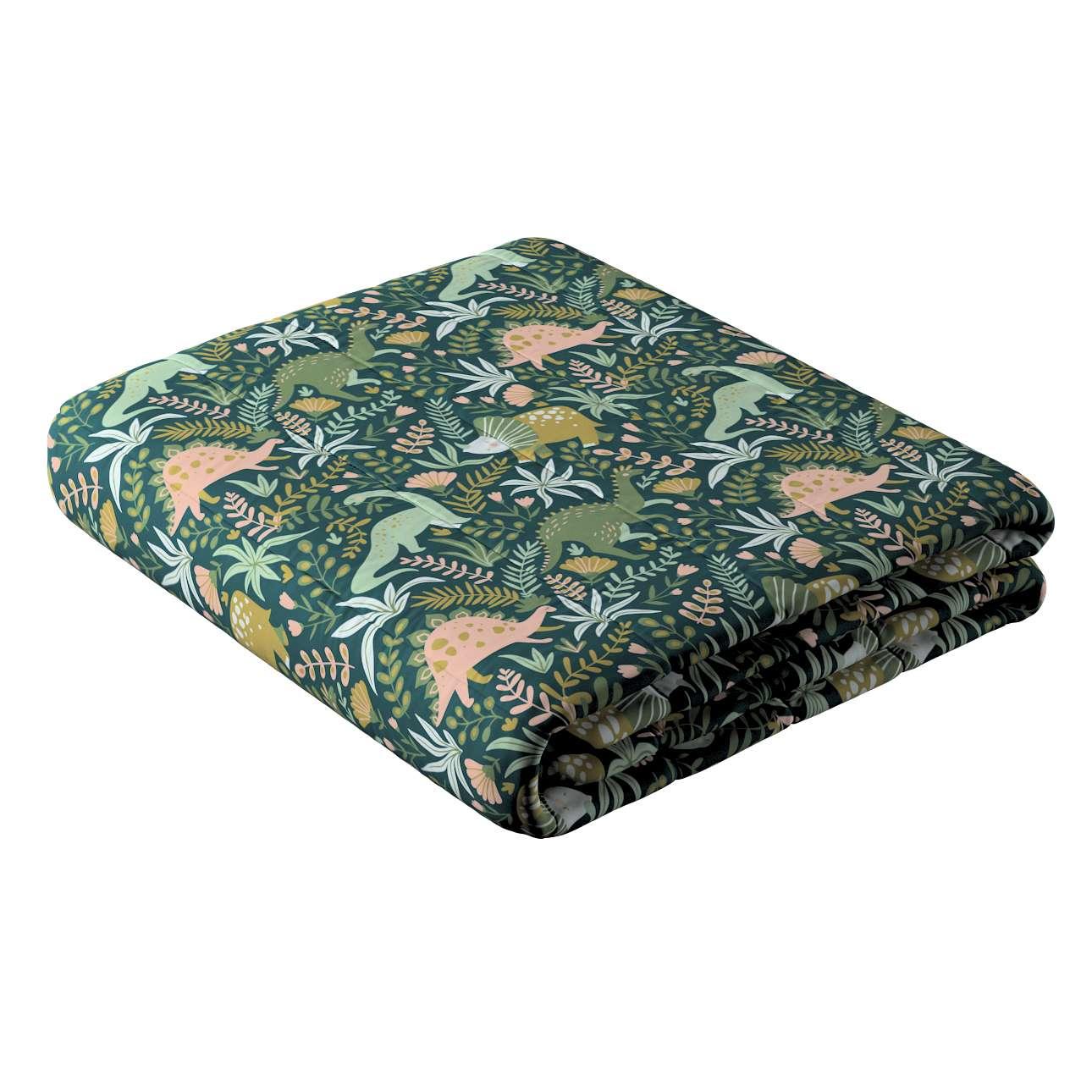 Tagesdecke mit Streifen-Steppung von der Kollektion Magic Collection, Stoff: 500-20