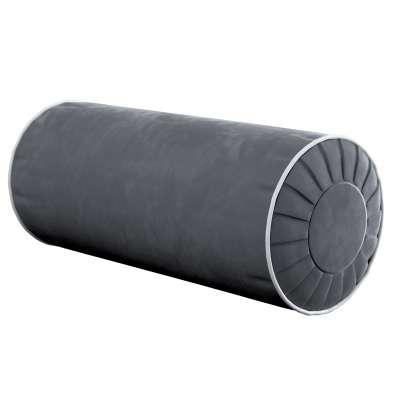 Yoga rolkussen met ingewerkte lus van de collectie Velvet, Stof: 704-12
