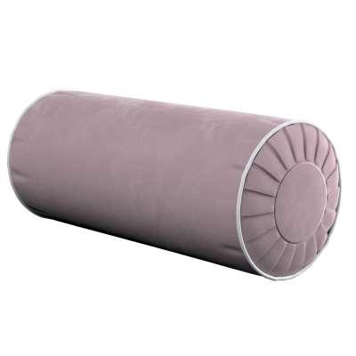 Yoga rolkussen met ingewerkte lus van de collectie Velvet, Stof: 704-14