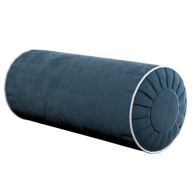 Yoga rolkussen met ingewerkte lus van de collectie Velvet, Stof: 704-16