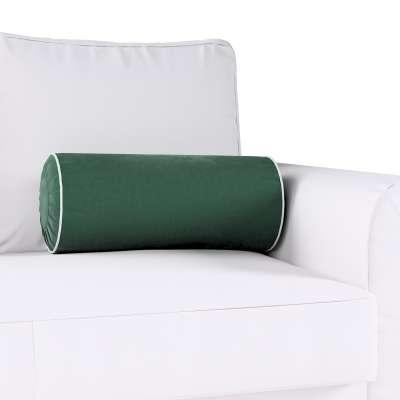 Yoga bolster met ingewerkte lus van de collectie Velvet, Stof: 704-25